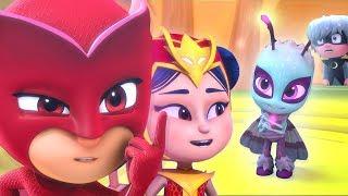 PJ Masks Episodes   CLIPS ❤️ Best of Owlette, An Yu, Luna Girl  ❤️Women's Day   Cartoons for Kids