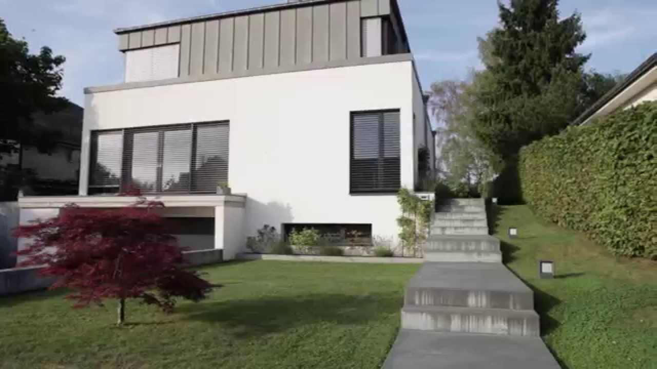 Maison d 39 architecte crauthem youtube for Architecte pour agrandissement maison