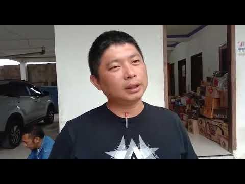 DIREKTUR PT KAWAN BERSAMA UCAPKAN TERIMAKASI KEPADA PEMKOT TUAL ATAS PEMUSNAHAN BARANG KADALUARSA