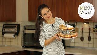 Najlepszy przepis na domowe pączki. Jak zrobić idealne ciasto na pączki? Jak smażyć? MENU Dorotki.
