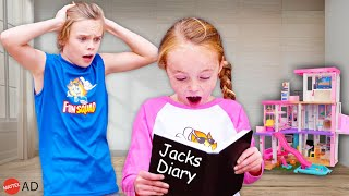 My Sister Finds my Secret Diary!