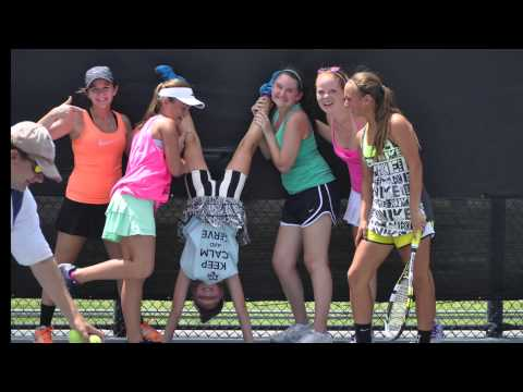 Texas Aggie Tennis Camp