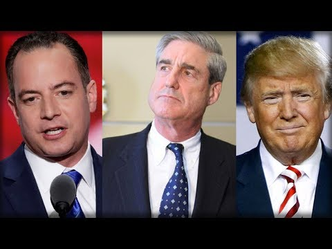 SECONDS AGO REINCE PRIEBUS TURNED ON TRUMP WITH WHAT HE JUST SPILLED TO ROBERT MUELLER