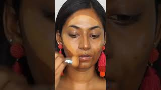 Does this Contouring Hack works?🤔😮 | Skull Contour Technique 💀 | #shorts | SUGAR Cosmetics