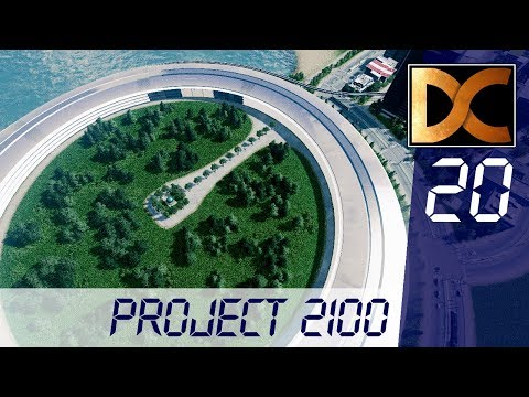 PROJECT 2100 - University [No. 20]  