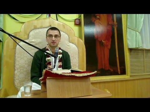 Шримад Бхагаватам 4.1.21 - Амала Кришна прабху