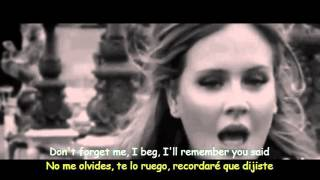 Baixar Adele - Someone Like You (Lyrics & Sub Español) Official Video