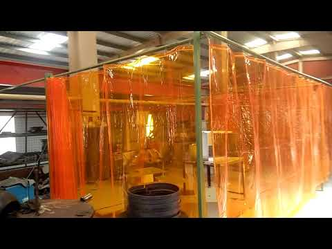 Welding Curtains Chennai - Welding Booth Screens Chennai - Call 9500161736