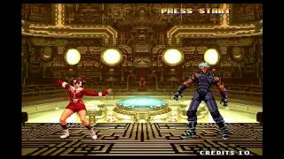 The King Of Fighter (los finales Kof 96 - 2003)