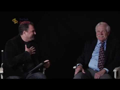 A Global Humanitarian Emerges, Bryan Kramer Interviews Ted Turner