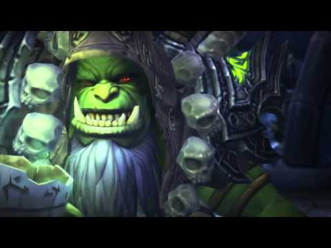 Warlords of Draenor — история