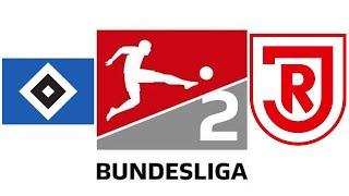 2. bundesliga 14. spieltag 2020/21hamburger sv vs jahn regensburg