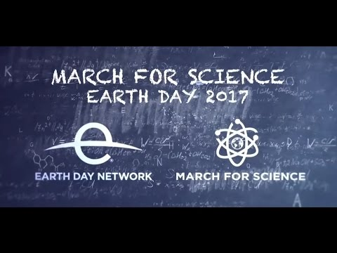 March for Science - Earth Day 2017 Speakers (Group E)