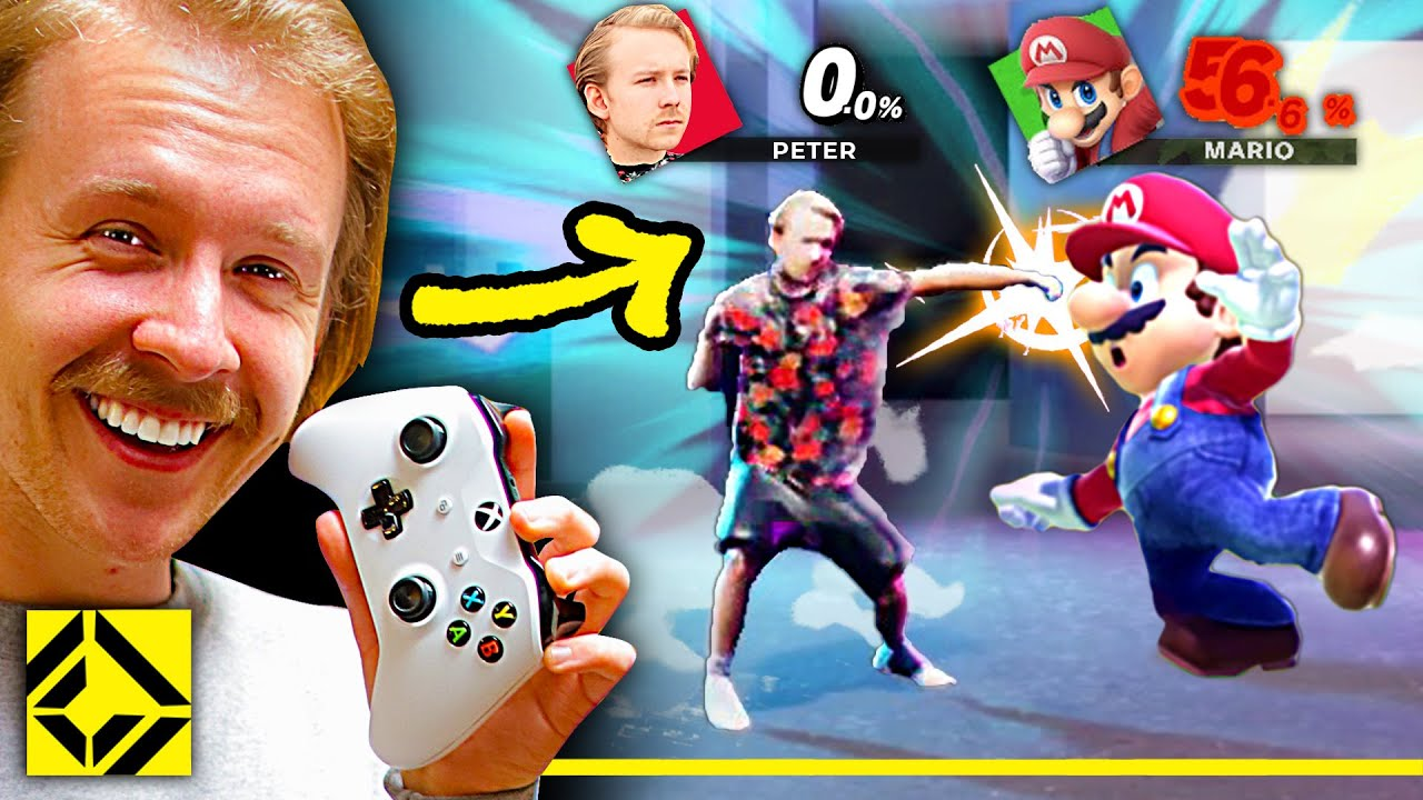Download I Made a NEW Super Smash Bros in ONE WEEK!