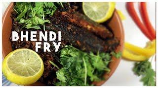 Bharwan Bhindi Recipe | Stuffed Bhendi Fry | Bhindi Masala | okra masala recipe
