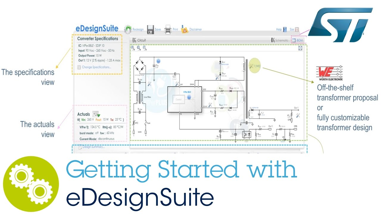 Edesignsuite Getting Started Youtube
