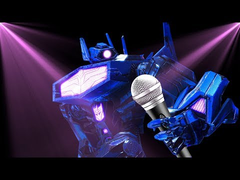 """Transformers Shockwave Sings """"You're Welcome"""" -Moana"""