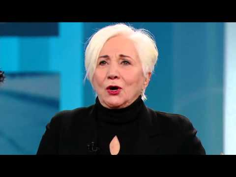 Olympia Dukakis on George Stroumboulopoulos Tonight: