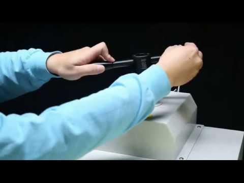 NextGen GenPress MSA - Metallographic Semi Automatic Mounting Press