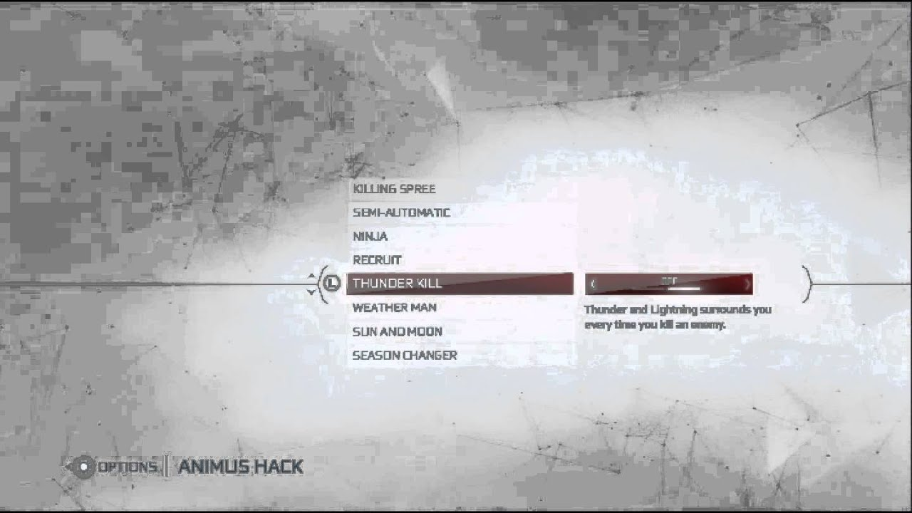 All The Cheats in Assassins Creed 3 - YouTube