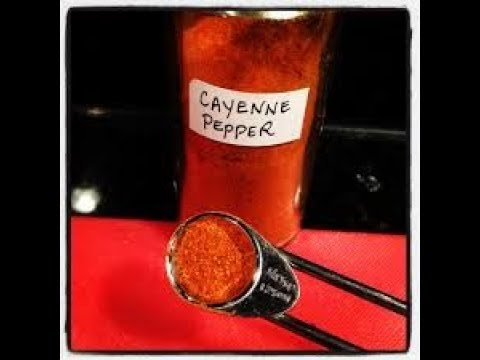 5 MAGICAL HEALTH Uses of Cayenne Pepper for Better Health - Bill Haberman