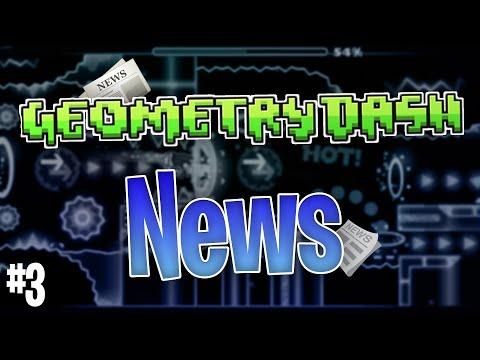 2.2 Release INFO, Zodiac HACKED, Low Death VICTOR, Ragnarok VERIFIED, [ Geometry Dash News #3 ]