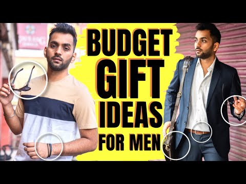 Best Budget Gift Ideas for Indian Men 2020   Gift Guide for Guys   Hindi   ANKIT TV