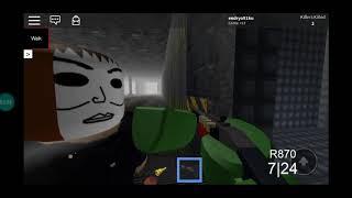 os monstros assustadores ( roblox ) [ survivre et tuer les tueurs dans la zone 51 ]...