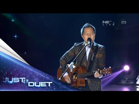 Sandhy Sondoro performing Tentang Perasaanmu! Live Duet 02 - Just Duet