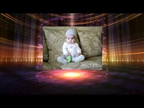 Первая фотосессия 7 месячного сына Марии Максаковой и Дениса Вороненкова
