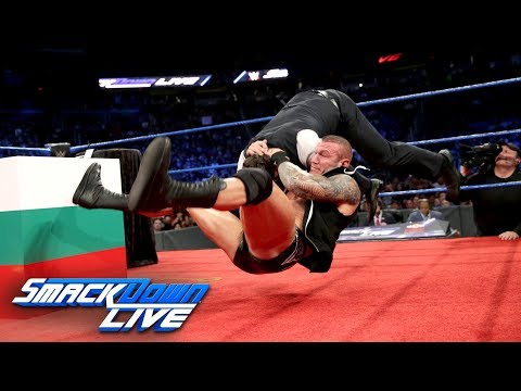 Randy Orton crashes Rusev's Pride of Bulgaria Celebration: SmackDown LIVE, Sept. 26, 2017