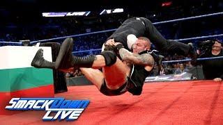 Randy Orton crashes Rusev's Pride of Bulgaria Celebration: SmackDown LIVE, Sept. 26, 2017