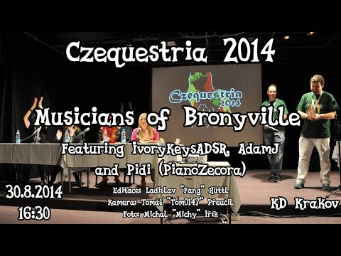 Musicians of Bronyville<br />(musicians panel)