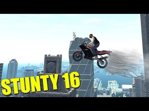 GTA 4 - STUNTY - TO SA PROSTE NEDA #16