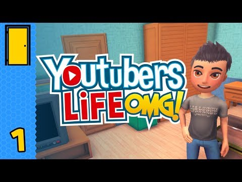 A YouTube Legend is Born! | Youtubers Life - Part 1