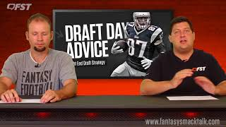 2018 Fantasy Football Tight End TE Draft Strategy