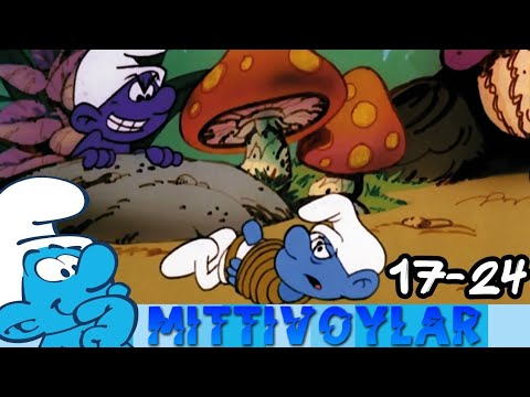 Mittivoylar 3 qismlar to'plami Multfilm (O'zbek Tilida) / Миттивойлар 3 кисмлар туплами Мультфильм