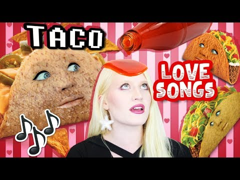 I Paid People To Write LOVE SONGS About TACOS 🌮 on Fiverr