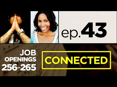 #IZCONNECTED 43 | Production Assistant Job in Dallas Plus Grind Opps 256-265