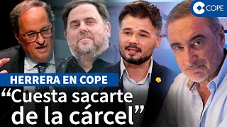 """La advertencia de Herrera al independentismo: """"Con toda la chulería"""" YouTube Videos"""