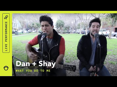 "Dan + Shay, ""What You Do To Me"": South Park Sessions (Live)"
