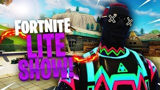 New Liteshow Skin! - Fortnite: Battle Royale!