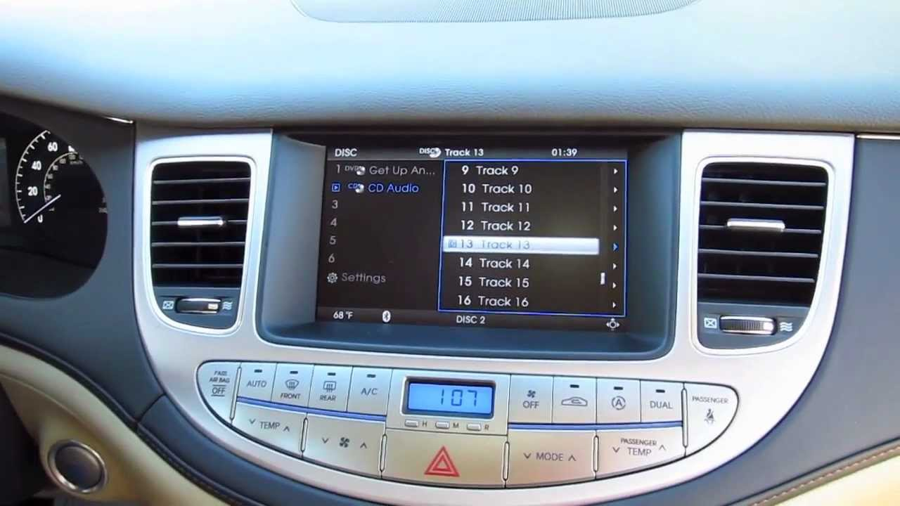 528 Watt Lexicon 17 Speakers In 2012 Hyundai Genesis 5 0