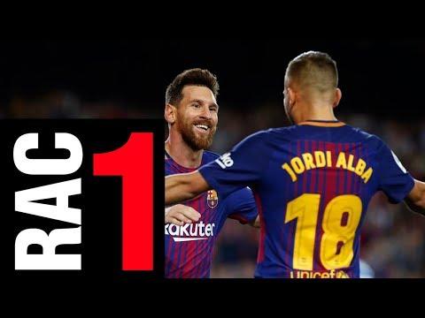 FC Barcelona vs Espanyol [5-0][La Liga | Jornada 3][09/09/2017] El Barça juga a RAC1