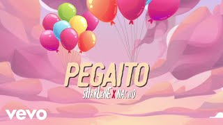 Sharlene, Nacho - Pegaito (Lyric Video)