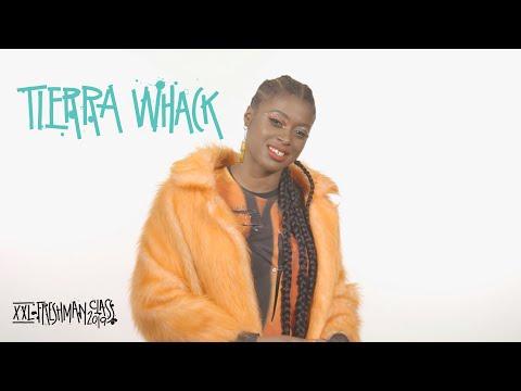 Tierra Whacks 2019 XXL Freshman Interview