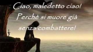 Gianna Nannini - Maledetto ciao (testo)