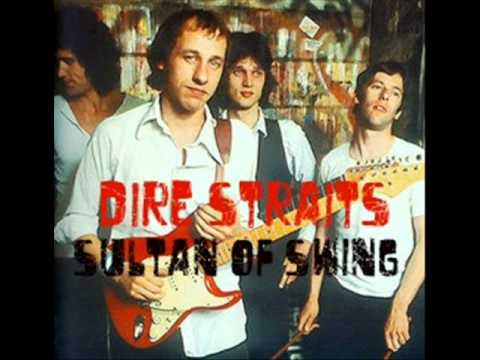 Sultan Of Swing - Dire Straits - Album: Dire Straits (1978)