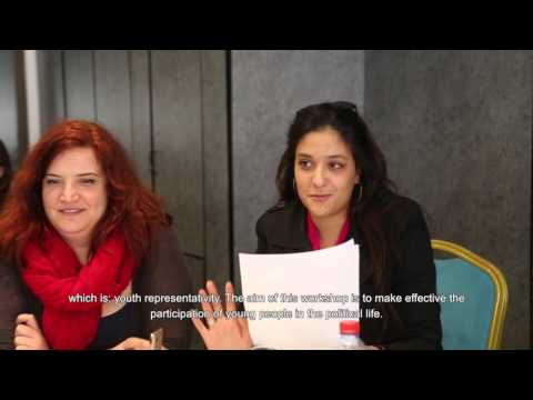 Shaping a National Youth Council in Tunisia