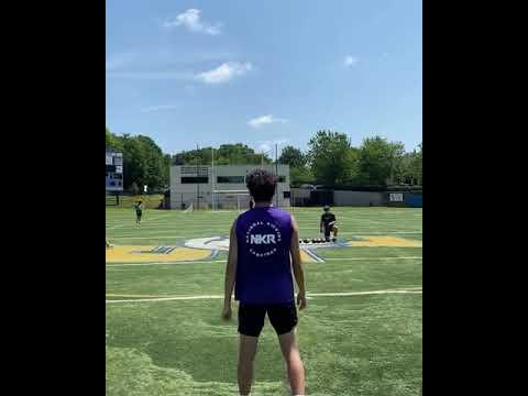 Luca Duarte | National Kicking Rankings | July 2021